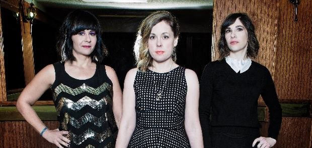 Enter To Win Tickets To see Sleater-Kinney