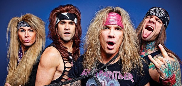 Enter To Win Tickets To see Steel Panther