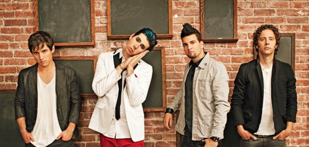 Enter To Win Tickets To see Marianas Trench