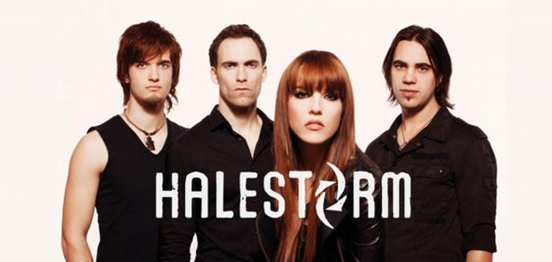 Enter To Win Tickets To See Halestorm