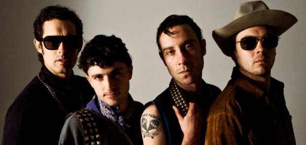 Enter To Win Tickets To see The Black Lips