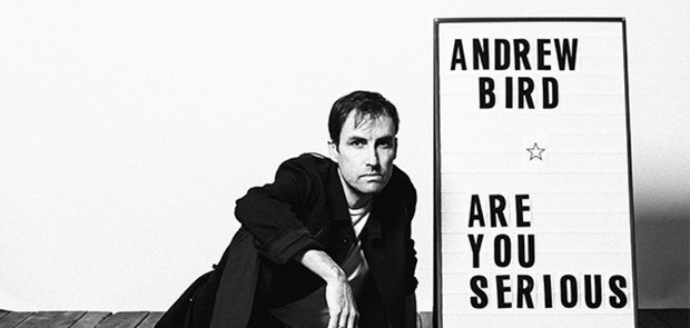 Enter To Win Tickets To see Andrew Bird