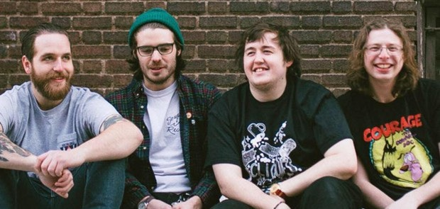 Enter To Win Tickets To see Modern Baseball