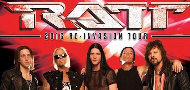 Enter To Win Tickets To see Ratt