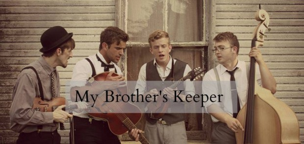 Enter for a shot at a pair of tickets to seeMy Brother's Keeper atBogart'son August 19!