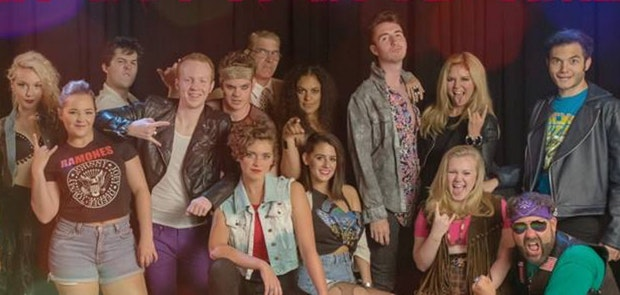 Enter To Win Tickets To see Rock Of Ages