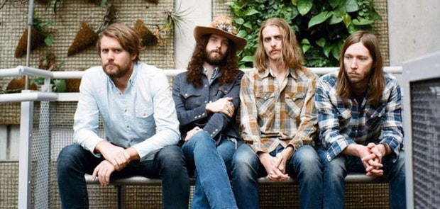 Enter To Win Tickets To see The Sheepdogs