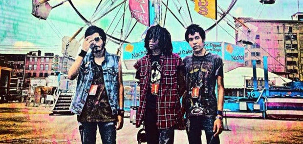 Enter To Win Tickets To see Radkey