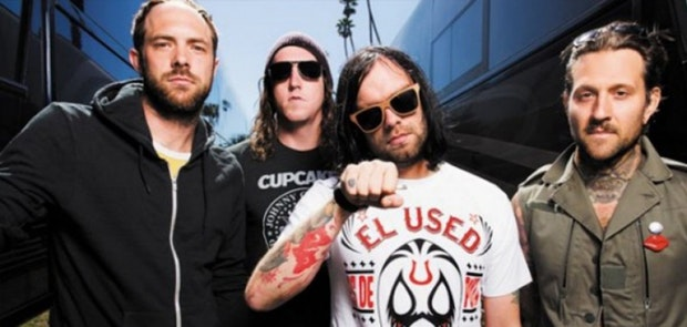 Enter To Win Tickets to see The Used