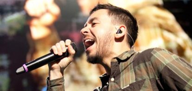 Linkin Park at Riverbend Music Center :: Photo Courtesy of Tony Bailey Photography