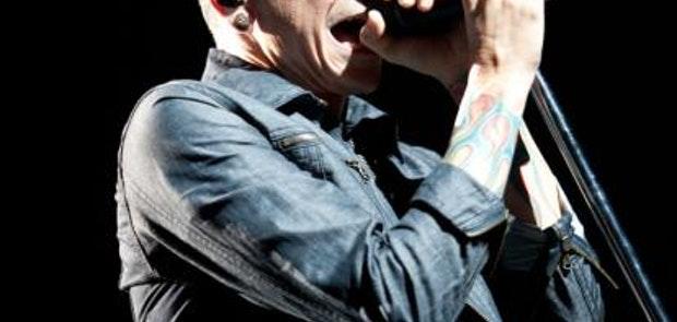 Linkin Park at Riverbend Music Center :: Photo Courtesy of Tony Bailey Photography