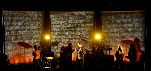 Dirty Projectors :: KP Photography