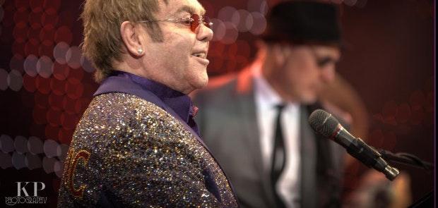 Elton John :: KP Photography