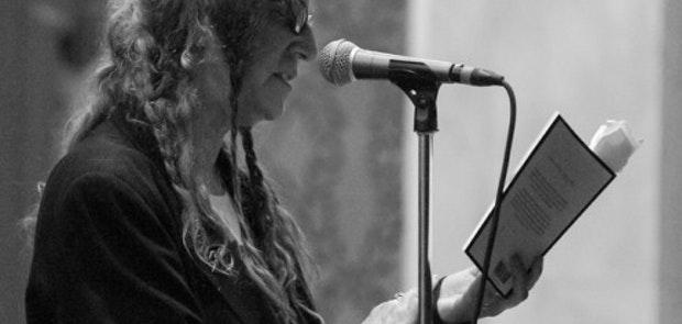 Patti Smith :: Reflex Photography