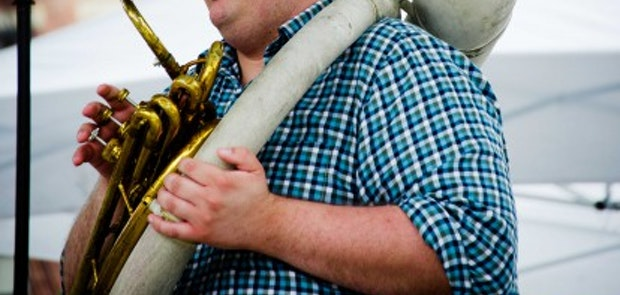 Cincy Brass :: Sarah McDermott Photography