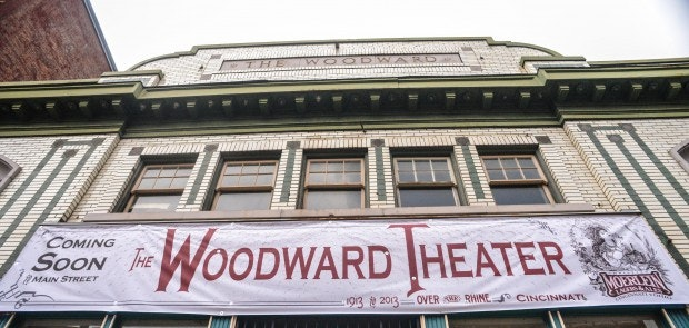 The Woodward Theater :: KP Photography