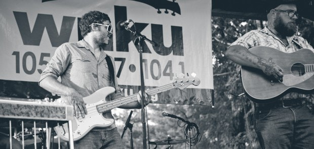 Jeremy Pinnell & The 55's :: Rubato Photo