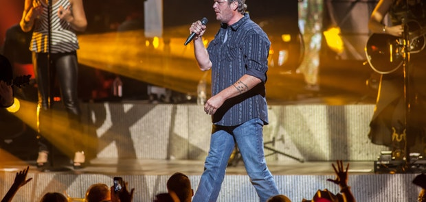 Blake Shelton :: Tony Bailey Photography