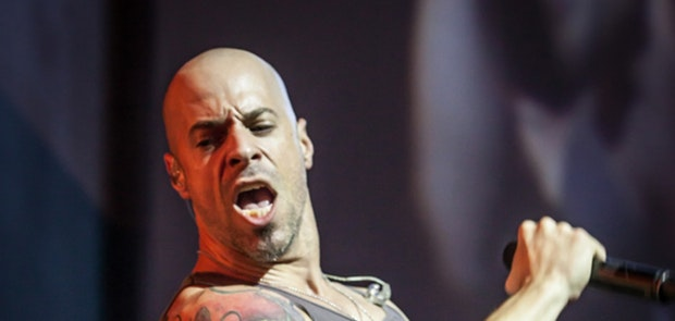 Daughtry :: Tony Bailey Photography