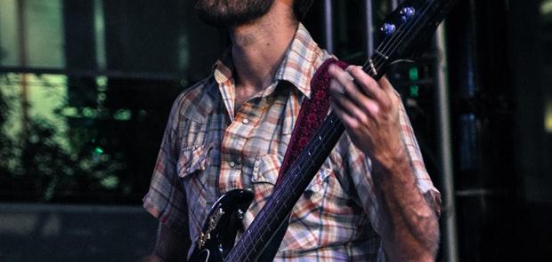 The Guitars :: Jewels Yoga Photography