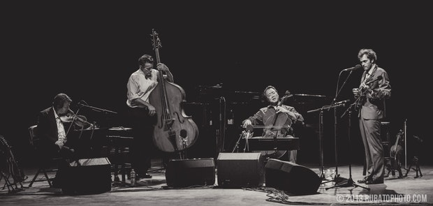 The Goat Rodeo Sessions featuring Yo-Yo Ma, Stuart Duncan, Edgar Meyer, and Chris Thile :: Rubato Photo