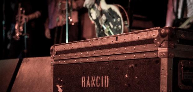 Rancid :: Chromatic Anthem