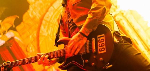 Avenged Sevenfold :: Reflex Photography