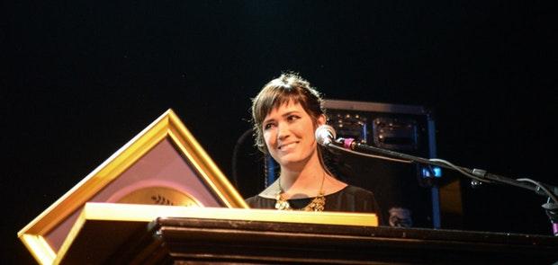 Singer/Songwriter winner: Molly Sullivan