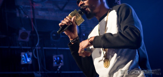 Snoop Dogg aka Snoop Lion :: Matt Steffen Photography