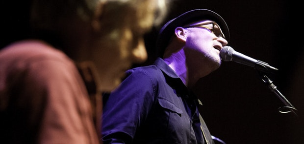 The Bottle Rockets and Marshall Crenshaw :: Michael Kearns