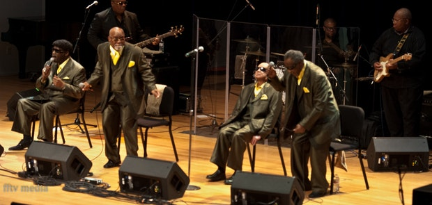 Blind Boys of Alabama :: Michael Kearns