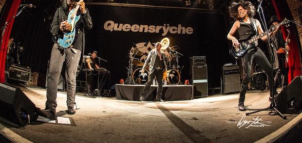 Queensryche :: Courtesy of Wayne Litmer