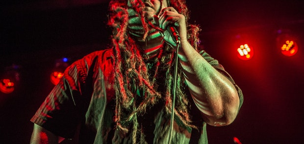 Cincinnati's roots-reggae rockers The Cliftones brought their precision playing in direct support at  Reggae Fest featuring The Original Wailers at the Thompson House in Newport, Ky.