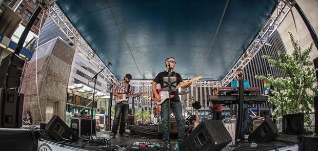 Danny Frazier Band :: Courtesy of Wayne Litmer