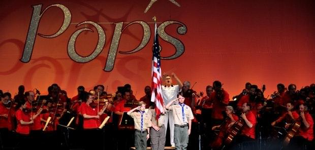 Cincinnati Pops :: Photo courtesy of Michael Gabbard