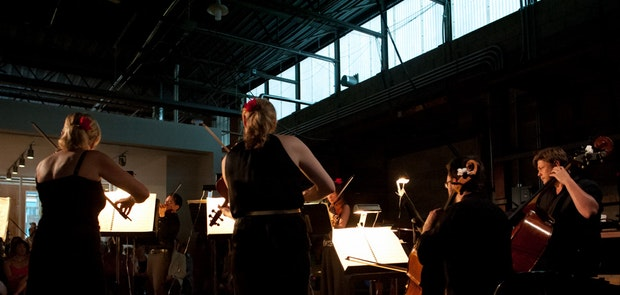 Concert:Nova with Louisville Flamenco at The Company on Eastern. Photos courtesy of Michael Kearns