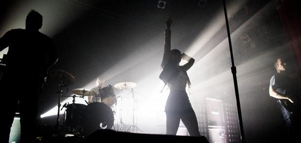 Sleigh Bells :: Photo courtesy of Chromatic Anthem