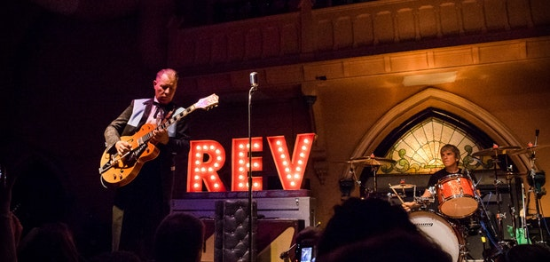 Reverend Horton Heat :: Chromatic Anthem
