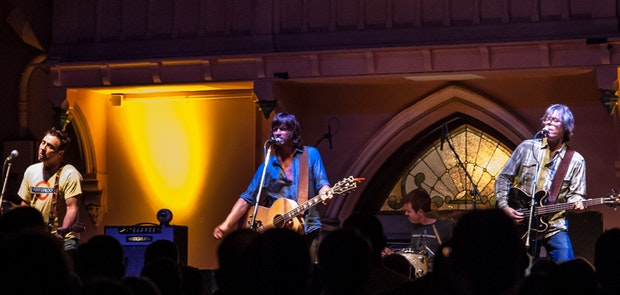 The Old 97's and Madison King at The Southgate House Revival. Photo courtesy of Michael Kearns