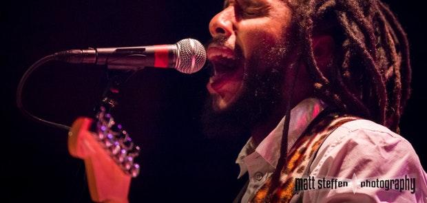 Ziggy Marley :: Matt Steffen Photography