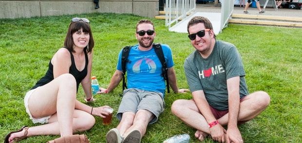 Bunbury 2014 ::The Fan Experience- Saturday :: courtesy of Reflex Photography