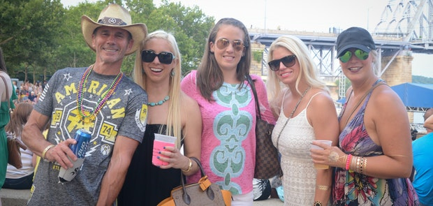 Buckle Up 2014 ::The Fan Experience- Sunday :: courtesy of KP Photography