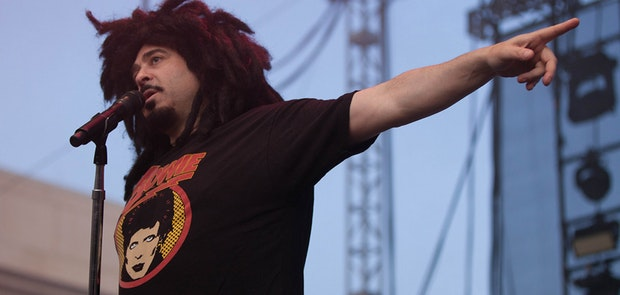 Counting Crows at Horseshoe Casino :: Courtesy of Nikki Murray