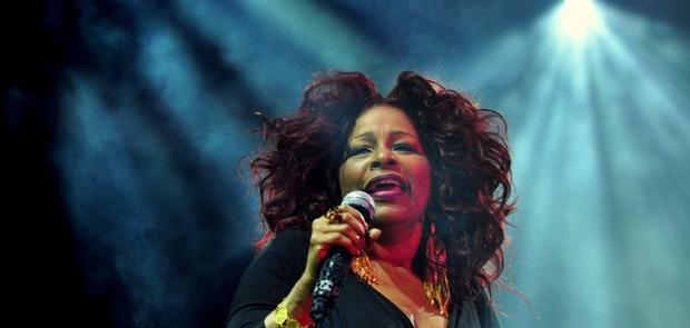 Chaka Khan :: Macy's Music Festival Day 1 :: Courtesy of Michael Gabbard Photography