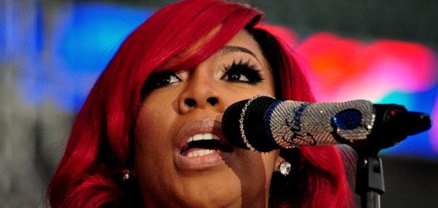 K. Michelle :: Macy's Music Festival Day 1 :: Courtesy of Michael Gabbard Photography