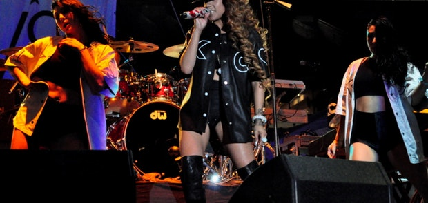 Keyshia Cole :: Macy's Music Festival :: Courtesy of Michael Gabbard Photography