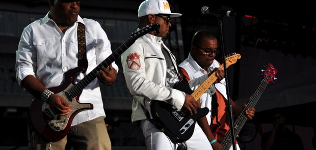Mint Condition :: Macy's Music Festival :: Courtesy of Michael Gabbard Photography