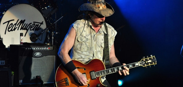 Ted Nugent :: Michael Gabbard Photography
