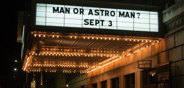 Man or Astro-man? :: Photo Courtesy of Matt Steffen Photography
