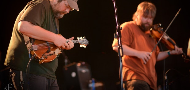 Trampled by Turtles :: Photo courtesy of KP Photography